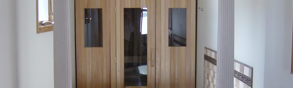 Modular – Portable Saunas