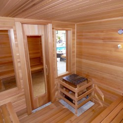Home sauna kits - Winter Haven, Florida job