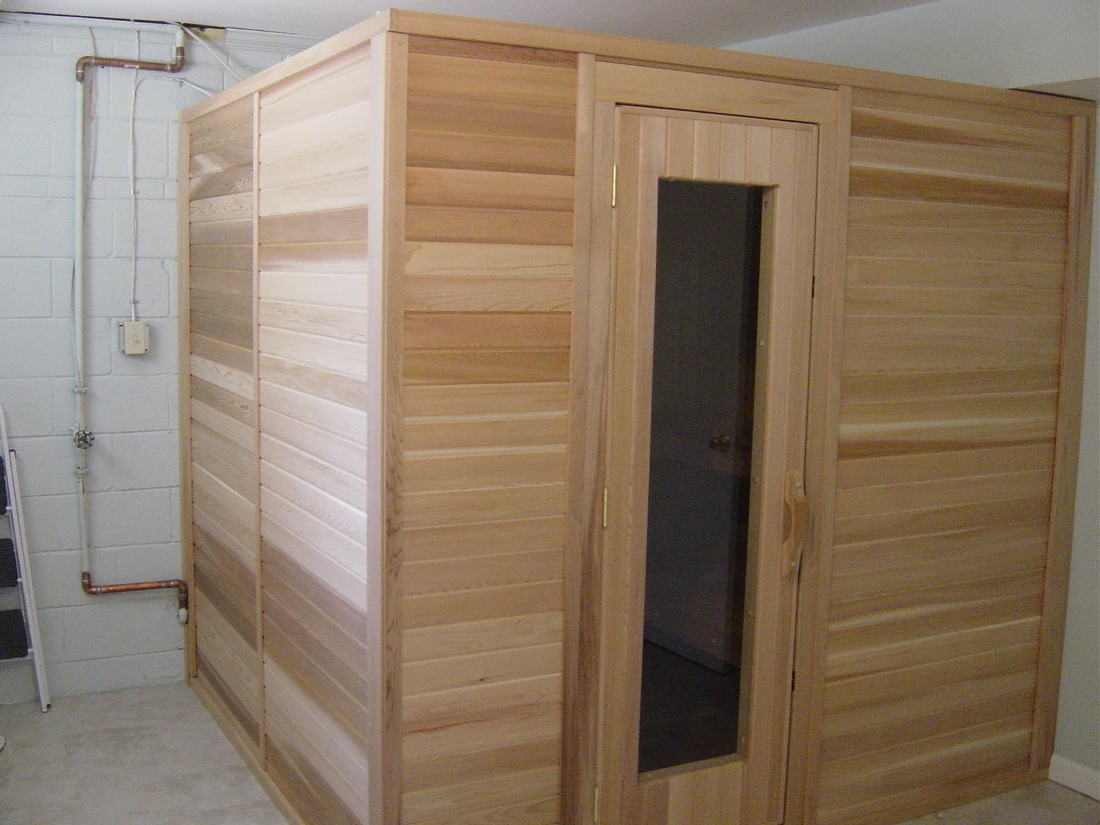 Modular Portable Saunas Peterson Sauna