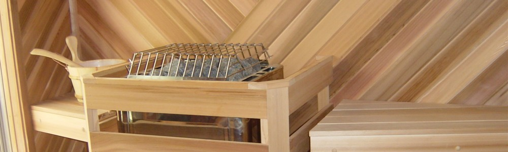 Home Sauna Kits – Installed or Shipped