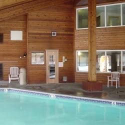 Commercial Saunas - Park City Peaks Hotel, Park City, UT
